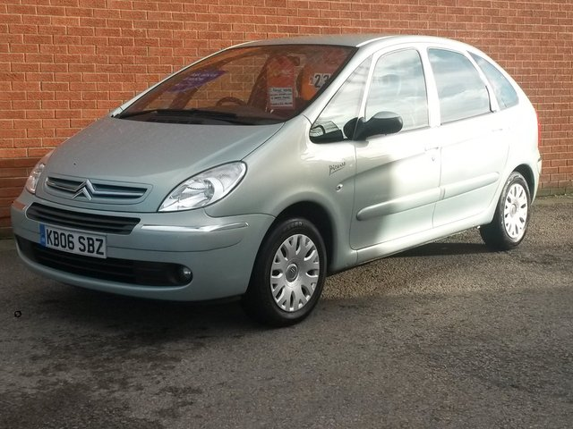 2006 06 CITROEN XSARA PICASSO 1.6 PICASSO DESIRE HDI 5 Door SUPERB CONDITION