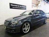 2008 MERCEDES-BENZ CLC CLASS 1.8 CLC180 KOMPRESSOR SPORT 3d AUTO 143 BHP £7199.00