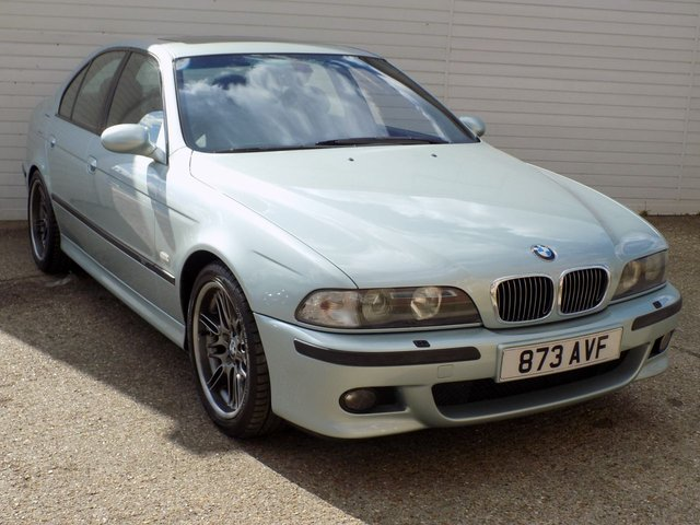 USED 2000 V BMW M5 4.9 M5 INDIVIDUAL 4d 394 BHP FULL SERVICE HISTORY, HUGE SPEC, JUST SERVICED, MUST BE SEEN