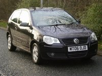 USED 2006 06 VOLKSWAGEN POLO 1.4 S TDI 3d 68 BHP FSH+£30 R/TAX+ RAC WARRANTY