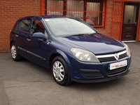 USED 2005 05 VAUXHALL ASTRA 1.6 LIFE 16V TWINPORT 5d JUST SERVICED - MOT 11/18