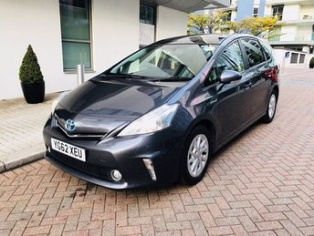 View our TOYOTA PRIUS PLUS