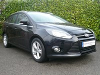 2012 FORD FOCUS 1.6 ZETEC TDCI 5d  ESTATE 115 BHP £7450.00