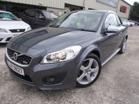 USED 2012 VOLVO C30 2.0 R-DESIGN 3d 145 BHP Excellent Condition, No Deposit Needed, Part Exchange Welcomed
