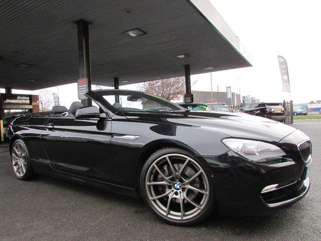 2011 11 BMW 6 SERIES 3.0 640I SE 2d AUTO 316 BHP