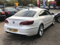 USED 2013 63 VOLKSWAGEN CC 2.0 GT TDI BLUEMOTION TECHNOLOGY DSG 4d AUTO 138 BHP
