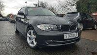 2011 BMW 1 SERIES 2.0 116I SPORT 3d 121 BHP £6690.00