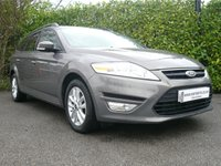 2012 FORD MONDEO 2.0 ZETEC TDCI  ESTATE 5d 140 BHP £7999.00