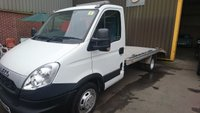USED 2012 62 IVECO-FORD DAILY 2.3 35C13 5d 126 BHP