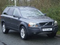 USED 2005 55 VOLVO XC90 2.4 D5 SE 5d AUTO 183 BHP