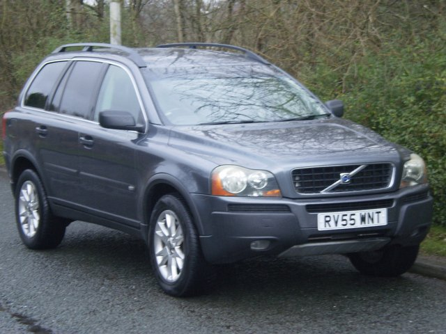 2005 55 VOLVO XC90 2.4 D5 SE 5d AUTO 183 BHP