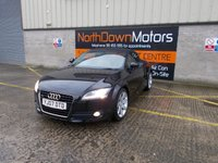 2007 AUDI TT 3.2 QUATTRO S 2d AUTO 250 BHP £8995.00