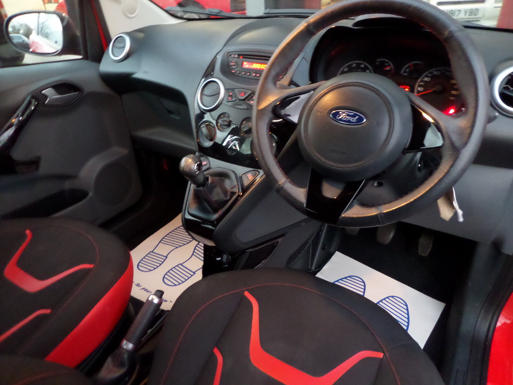 Used   Ford Ka   Grand Prix D  Road Tax