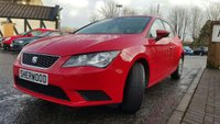 2014 SEAT LEON 1.2 TSi S , 105PS , 5 DOOR £6990.00