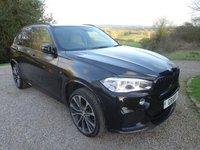 2013 BMW X5 3.0 XDRIVE30D M SPORT 5d AUTO 255 BHP £37885.00