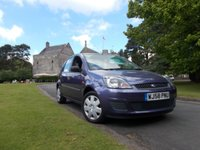 2008 FORD FIESTA 1.2 STYLE 16V 5d 78 BHP £2595.00