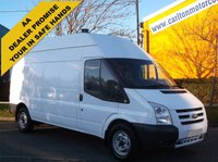 USED 2009 59 FORD TRANSIT 115 T330L High roof [ Mobile Workshop ] Low Mileage Free UK Delivery