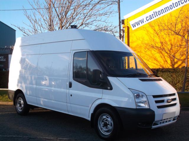 2009 59 FORD TRANSIT 115 T330L High roof [ Mobile Workshop ] Low Mileage Free UK Delivery