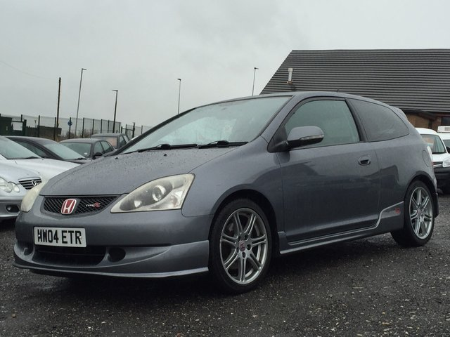 2004 04 HONDA CIVIC 2.0 TYPE-R 3d 200 BHP