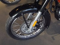 USED 2016 ROYAL ENFIELD BULLET 500 BLACK .