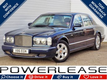 View our BENTLEY ARNAGE