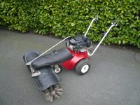 2016 OTHER UK OTHER BRITISH TEILBURGER SMALL PEDESTRAIN SWEEPER £650.00