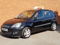 USED 2006 06 FORD FIESTA 1.4 ZETEC CLIMATE 16V 5 Door AUTOMATIC