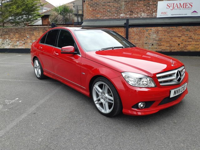 2011 11 MERCEDES-BENZ C-CLASS C250 CDI BLUEEFFICIENCY SPORT 4d AUTO 204 BHP