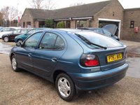 USED 1997 RENAULT MEGANE 2.0 RXE 5d 112 BHP A FUTURE CLASSIC RENAULT - ONLY 40155 MILES
