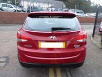 USED 2010 10 HYUNDAI IX35 2.0 CRDi 16v Style 2WD 5dr 2 OWNERS+LOW MILES+FULL MOT