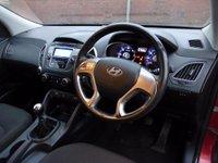USED 2010 10 HYUNDAI IX35 2.0 CRDi 16v Style 2WD 5dr 2 OWNERS+LOW MILES+FULL MOT