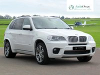 USED 2013 13 BMW X5 X5 X DRIVE 5.0i M SPORT AUTO PANORAMIC ROOF
