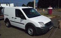 2012 FORD TRANSIT CONNECT 1.8 T220 5-Seater 90 BHP £SOLD