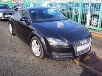 2009 AUDI TT 2.0 TDI QUATTRO 3d 170BHP £8290.00