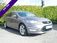 USED 2012 62 FORD MONDEO 1.6 TITANIUM X TDCI ESTATE STOP/START 5 Door 115 BHP FULL MAIN DEALER HISTORY