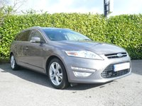 2012 FORD MONDEO 1.6 TITANIUM X TDCI ESTATE 5 Door 115 BHP £11499.00