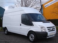 USED 2008 58 FORD TRANSIT 110 T330 Lwb High Roof  [ Low Mileage ] FREE UK DELIVERY