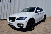 2011 BMW X6 3.0 XDRIVE40D 4d AUTO 302 BHP £26500.00