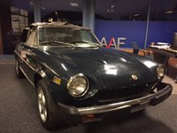 USED 1975 FIAT 124 SPIDER