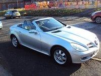 2005 MERCEDES-BENZ SLK 1.8 SLK200 KOMPRESSOR 2d AUTO 161BHP £5590.00