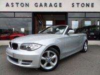 2011 BMW 1 SERIES 2.0 118I SPORT 2d 141 BHP £12495.00