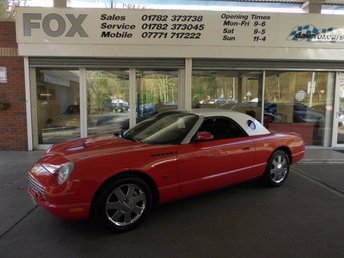 View our FORD THUNDERBIRD