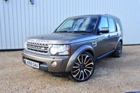 2010 LAND ROVER DISCOVERY 3.0 4 TDV6 XS 5d AUTO 245 BHP £19995.00