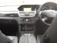 USED 2012 12 MERCEDES-BENZ E CLASS 2.1 E220 CDI BLUEEFFIC EXEC SE AUTO 170 BHP TOP SPEC., NAV, LEATHER