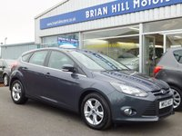 USED 2013 13 FORD FOCUS 1.0  EcoBoost  ZETEC 5dr