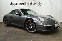 2013 PORSCHE 911 MK 991 3.4 CARRERA PDK 2d AUTO 350 BHP £62950.00