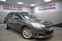 USED 2012 62 CITROEN C4 1.6 VTR PLUS HDI 5d 91 BHP Full Service History, £20 Road Tax, Great MPG, Bluetooth