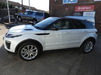 USED 2016 16 LAND ROVER RANGE ROVER EVOQUE 0.0 TD4 HSE DYNAMIC 5d AUTO 177 BHP VERY LOW 8500 FROM NEW FRRSH