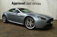 2015 ASTON MARTIN VANTAGE 4.7 V8 3d AUTO 420 BHP £SOLD