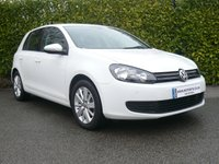 2012 VOLKSWAGEN GOLF 1.6 MATCH TDI BLUEMOTION TECHNOLOGY 5d 103 BHP £9650.00